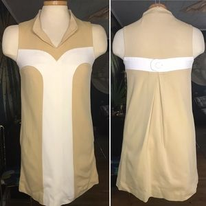 Lilly Pulitzer Beacon Color Block mod Shift Dress